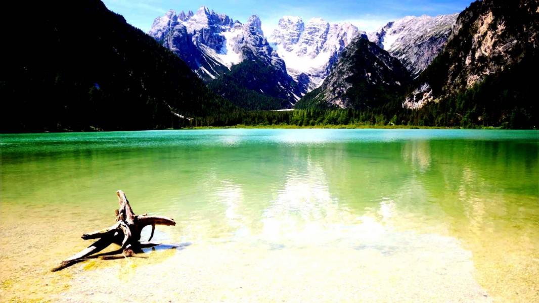 Tyrol lake
