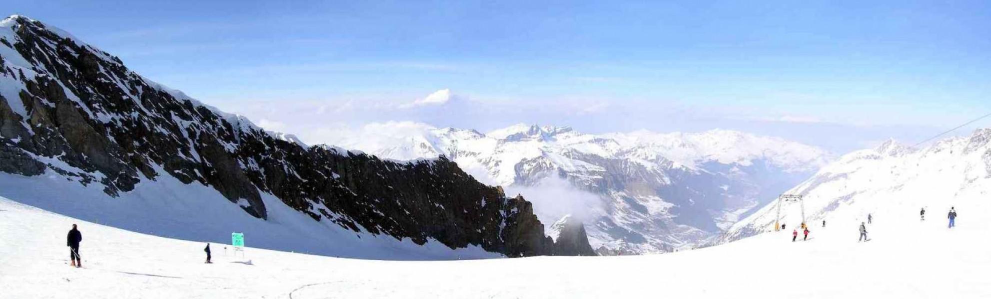 Hintertuxer Glacier