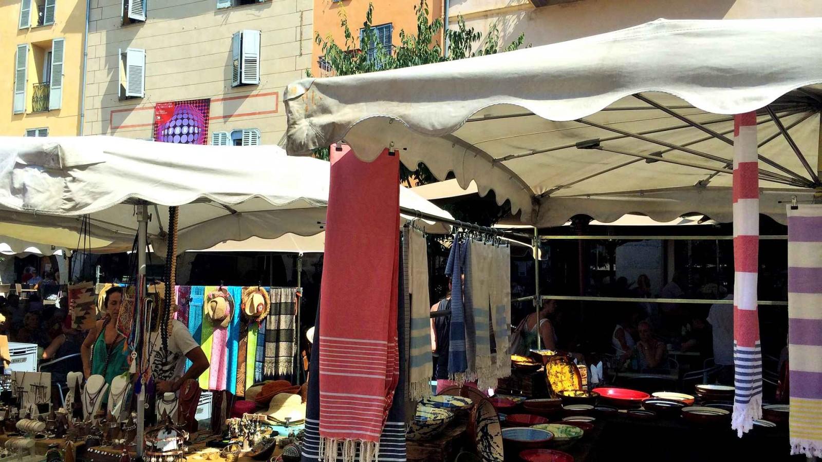 market Valbonne