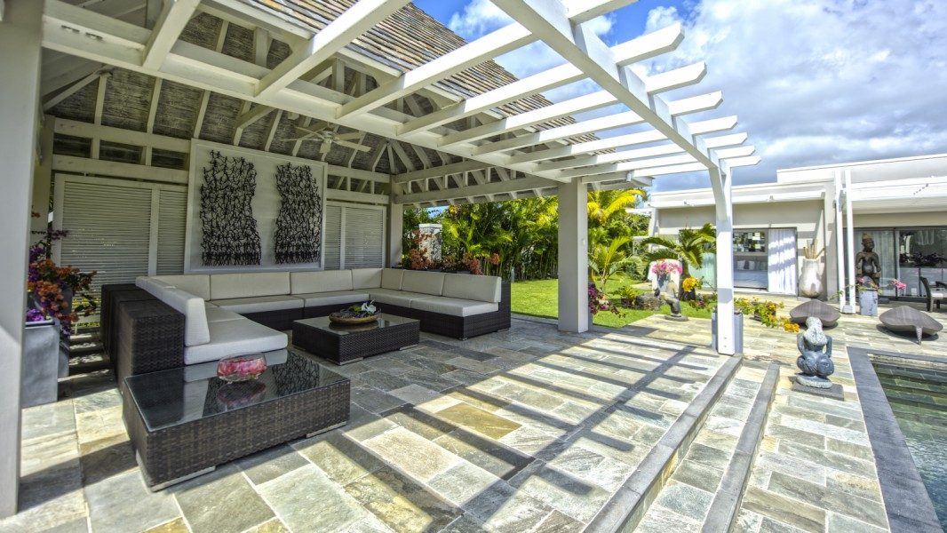 New, Luxury 4 bedroom with villa for sale in Anahita, MAURITIUS